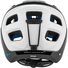 POC Tectal Race Spin Helmet uranium black/hydrogen white